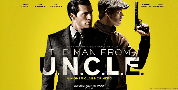 The Man From UNCLE Full Movie Download In HD Mp4 AVI 720p