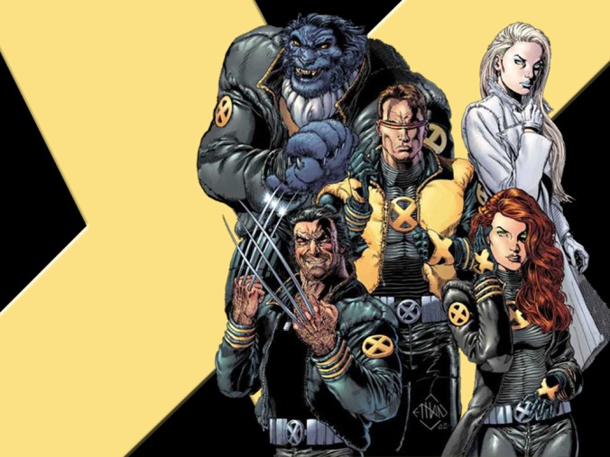 X-Men-Marvel-comics