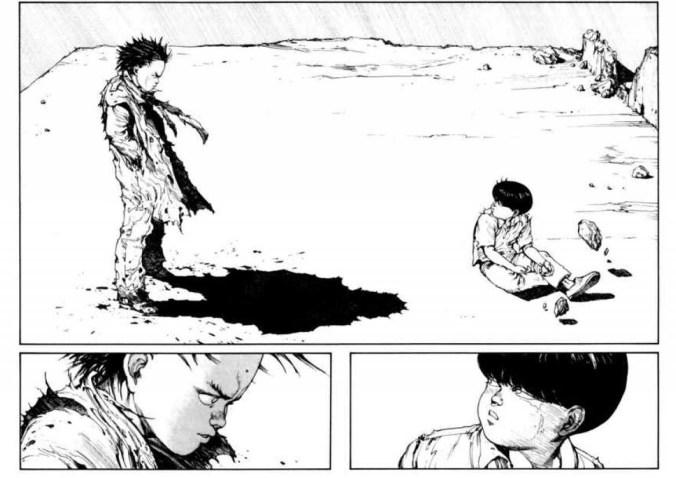 CIBASS-Akira-manga-uno
