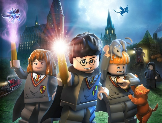 Image result for lego harry potter