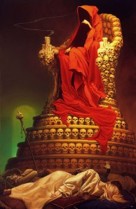 Illustration by Michael Whelan